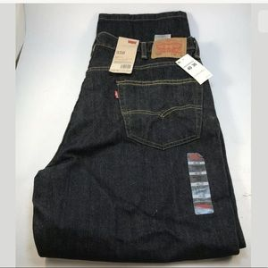 NEW Levi's Men's 550 Relaxed-fit Jean Tapered Leg